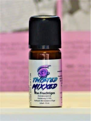 Was Fruchtiges 10 ml Aroma - TWISTED