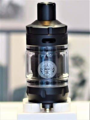 Zeus Nano Fertigcoil Tankverdampfer schwarz - Geekvape