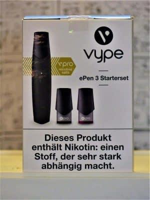 ePen 3 Starterset - Vype