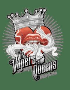 Of Vapers and Queens - E-Zigaretten - Dampfer - Online Shop - Bremen - Neustadt - Bildlogo